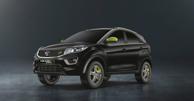 Tata Nexon Kraz Limited Edition Launch Feature Image