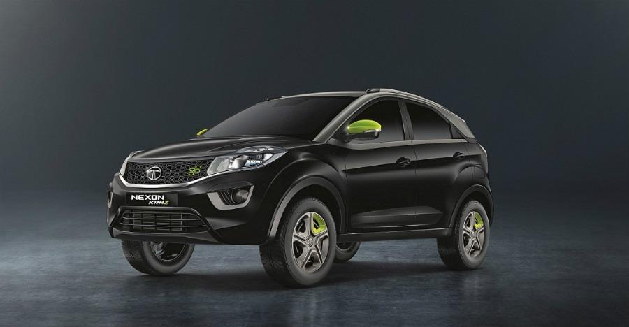 Tata Nexon Kraz Limited Edition Launch Feature Image