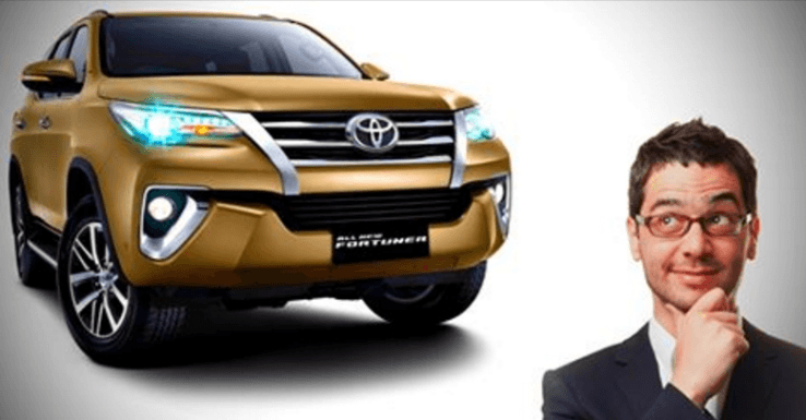 Toyota Fortuner Featured