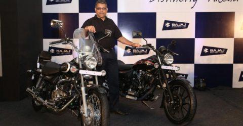 Bajaj Avenger Launch Featured 480x249