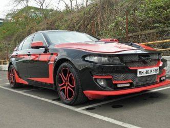 Bmw 5 Series Mustang