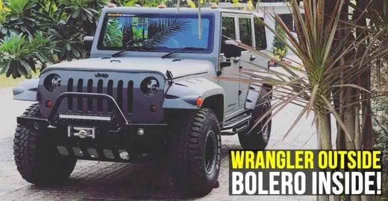 Bolero Wrangler Featured
