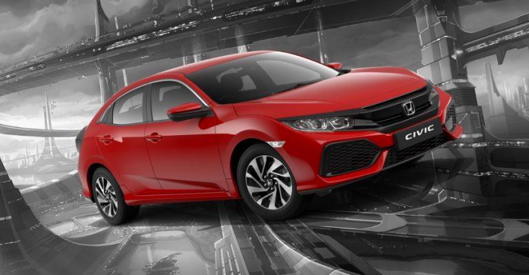 लॉन्च से पहले 2019 Honda Civic को भारत में परीक्षण के दौरान देखा गया