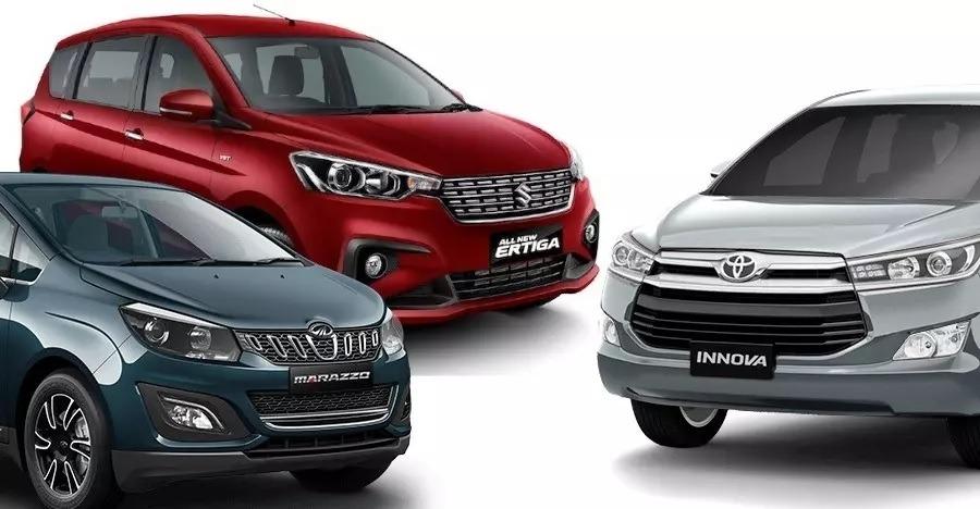 Maruti Ertiga, Innova Crysta या Mahindra Marazzo: किसे कौन सी गाड़ी खरीदनी चाहिए?