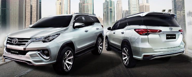 Fortuner 12 Clearance