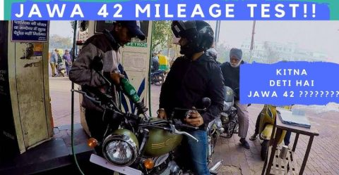 Jawa 42 Mileage Featured