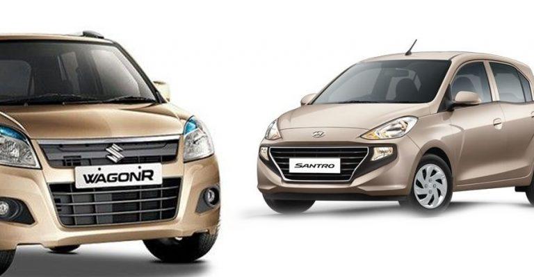 नई Hyundai Santro की बुकिंग पहुंची 45,000 के पार: Maruti WagonR के खरीददारों को कर रही है आकर्षित