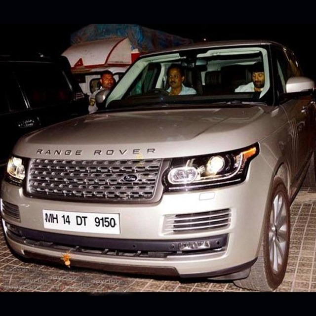 Sunny Deal Range Rover Autobiography White