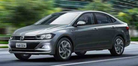 Volkswagen Virtus Vento