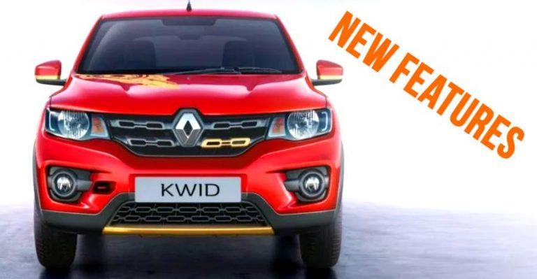 2019 Renault Kwid Featured