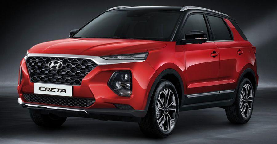 2020 Hyundai Creta New