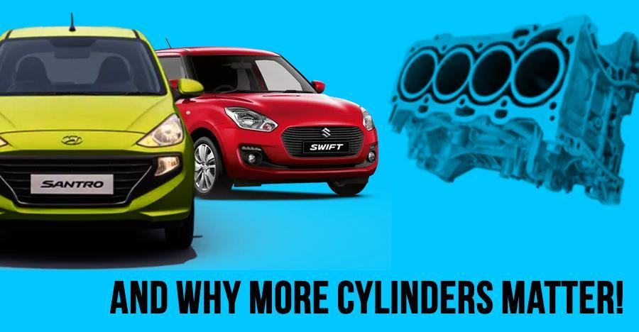 4 Cylinder