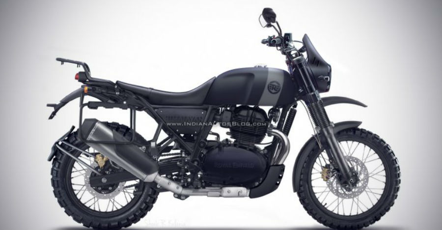 Himalayan 650 Render Featured