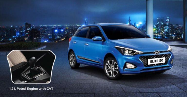 Hyundai I20 Elite Featured