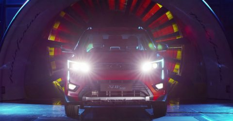 Mahindra Xuv 300 Wind Tunnel Featured