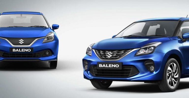 Maruti Baleno Facelift Featured