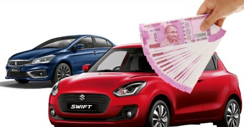 Maruti New Year Discounts Featured 480x249