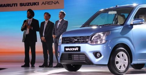 New Maruti Wagonr Launch Featured