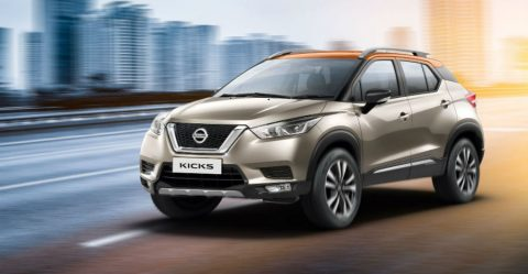 Nissan Kicks Featured