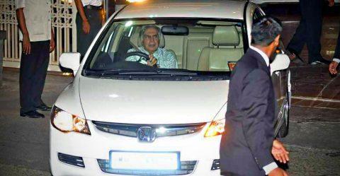 Ratan Tata Honda Civic Featured