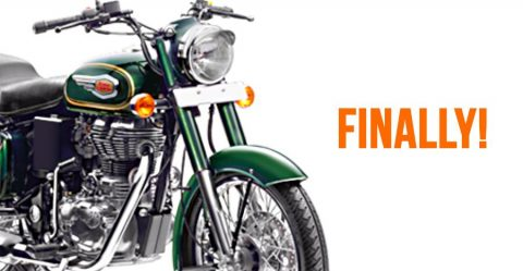 Royal Enfield Bullet 500 Abs Featured