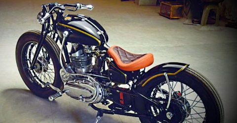 Royal Enfield Jd Customs Featured
