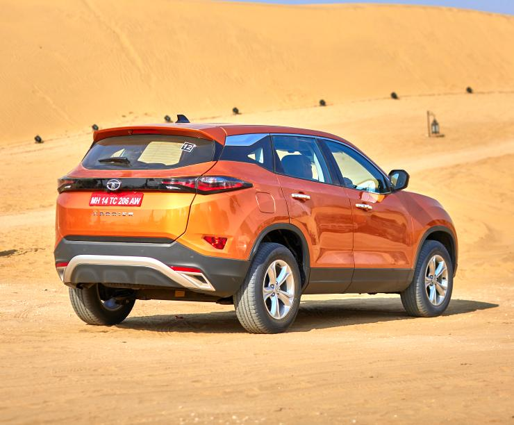 Tata Harrier 3