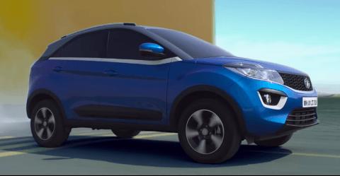 Tata Nexon का नया प्रचार इसके भारत की सबसे सुरक्षित कॉम्पैक्ट SUV होने की बात कर रहा है