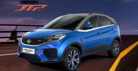 Tata Nexon Jtp Render Featured