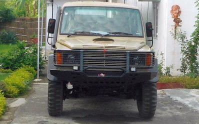 Tata Sumo 4x4 Modified 4