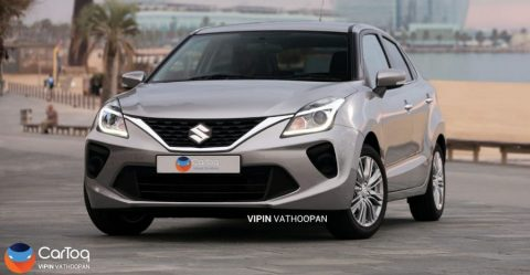 Baleno Facelift Feature