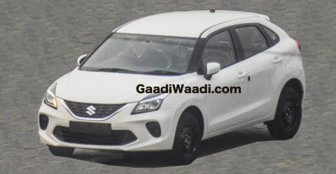 Baleno Facelift Featured
