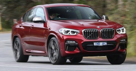 Bmw X4 Featured