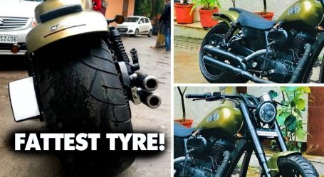 Enfield Fattest Tyre Featured