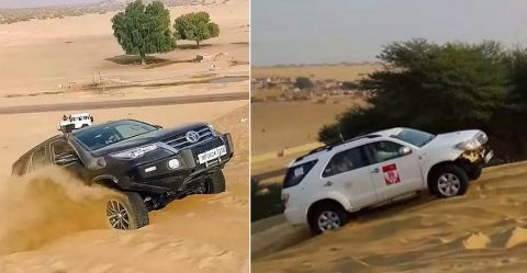 Fortuner Vs Fortuner Featured