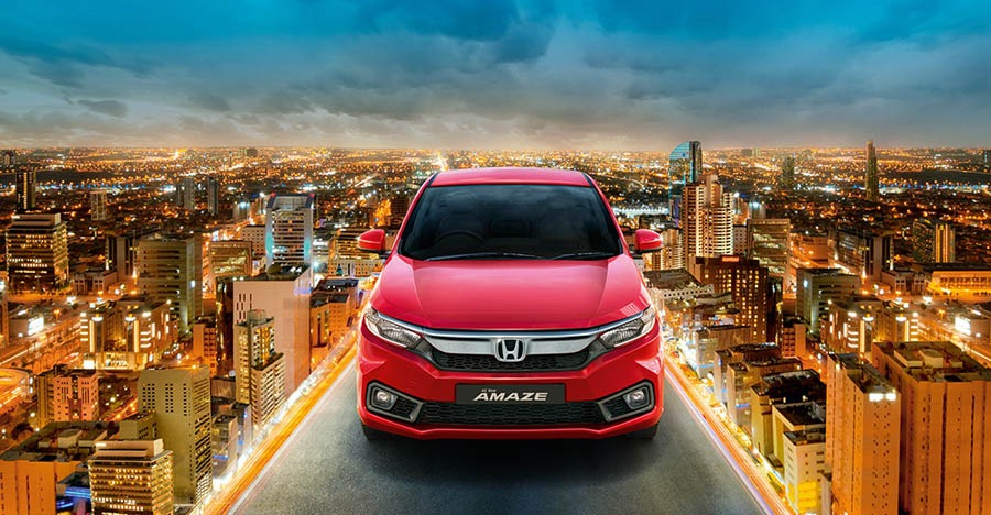 Honda Amaze Accessories