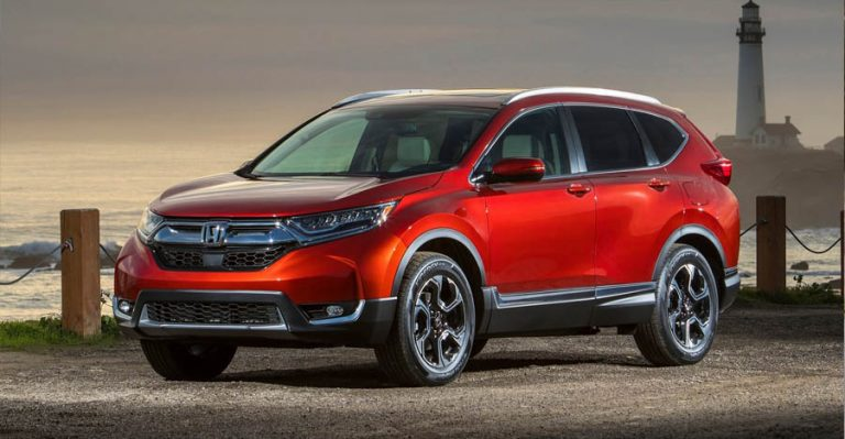 Honda Cr V Featured