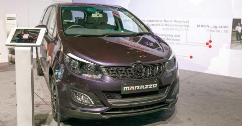 Mahindra Marazzo Featured