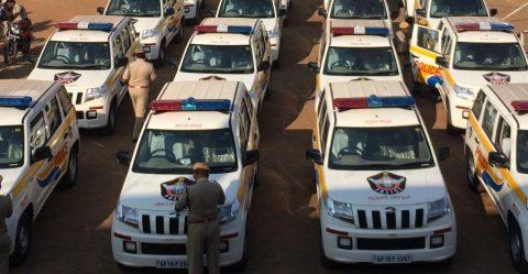 Mahindra TUV300 SUV बनी आंध्रप्रदेश पुलिस की आधिकारिक गाड़ी
