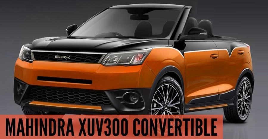 Mahindra Xuv300 Convertible Featured