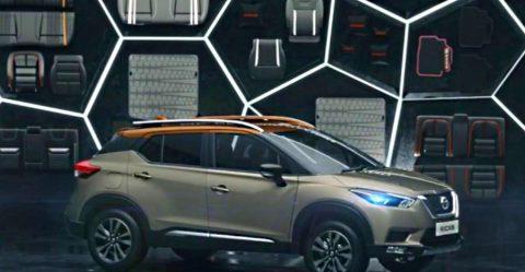 Nissan ने अपनी Kicks SUV के एक्सेसरीज़ के लिए पेश किया नया विडियो