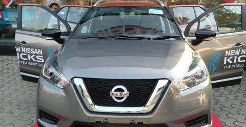 Hyundai Creta को टक्कर देने वाली Nissan Kicks लॉन्च से पहले पहुँचने लगी शोरूम्स पर