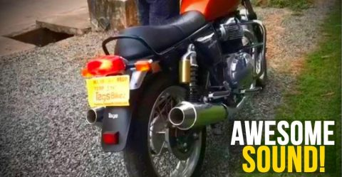 Royal Enfield Interceptor Custom Exhaust Featured 480x249