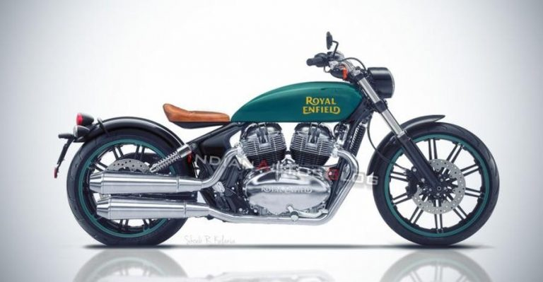 Royal Enfield Kx838 Production Version Render Featured