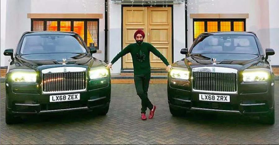 7 करोड़ की Rolls Royce, और इस उद्योगपति सरदार ने खरीदी एक नहीं बल्कि 6!