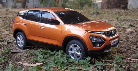 Tata Harrier Scale Model Featured 480x249