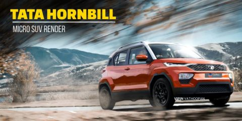 Tata Hornbill Render Featured