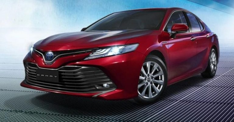 Toyota Camry Featured 768x400