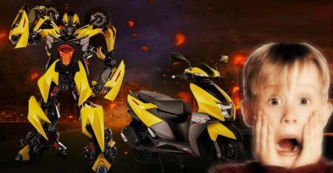 Tvs Ntorq Transformers Featured