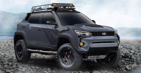 Xuv300 Off Rod Render Featured